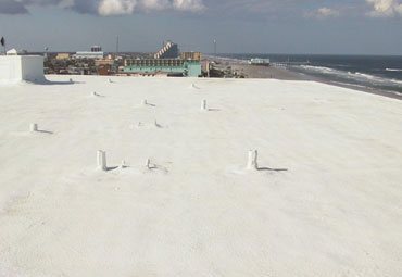 cool roof coatings in Shreveport