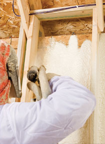 Shreveport Spray Foam Insulation Services and Benefits