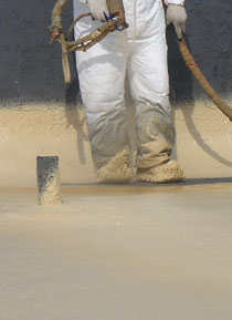 Shreveport Spray Foam Roofing Systems